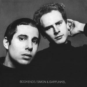 Simon Garfunkle Album Cover