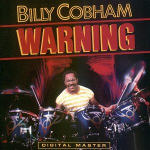 Cobham Album Cover