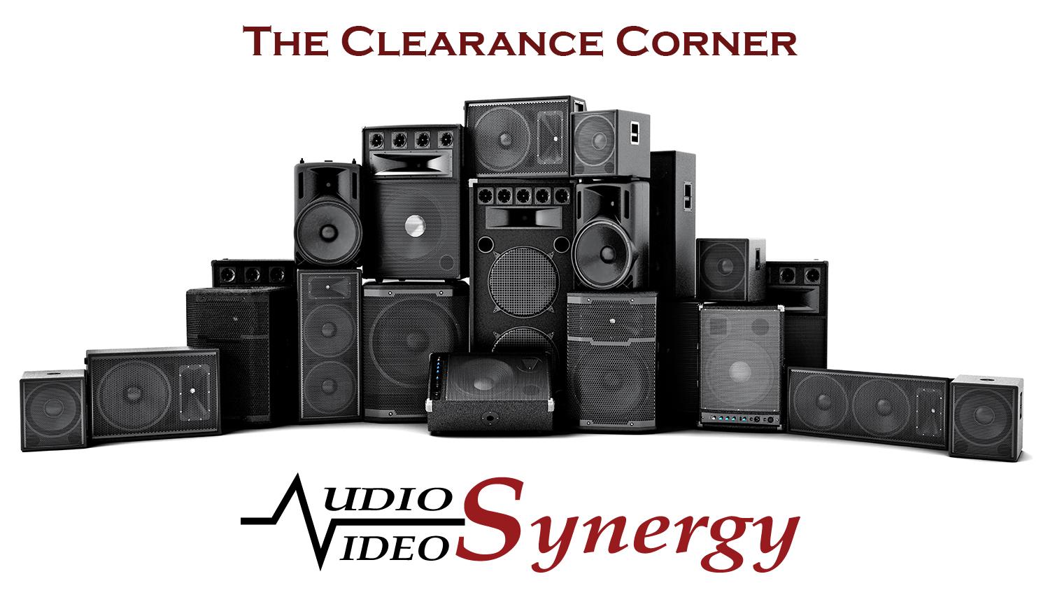 AVS Clearance Corner main Image