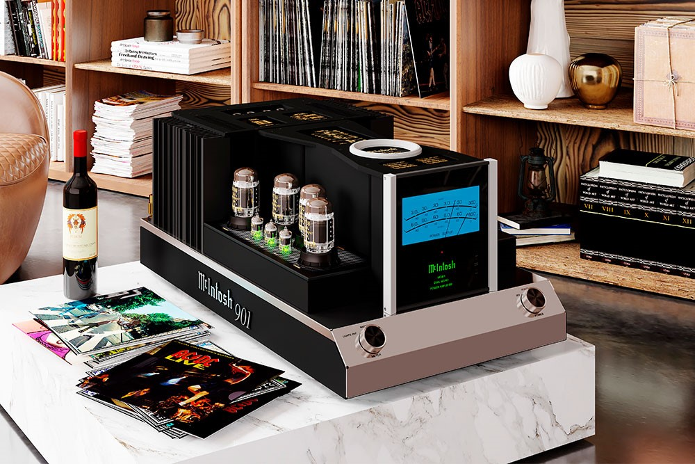 McIntosh MC901 lifestyle