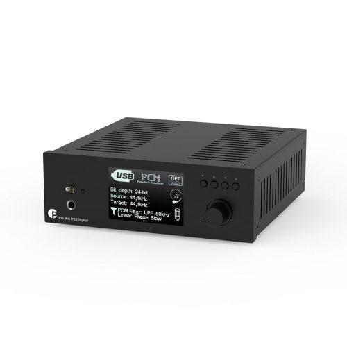 Pro-Ject  Pre Box RS2 Digital