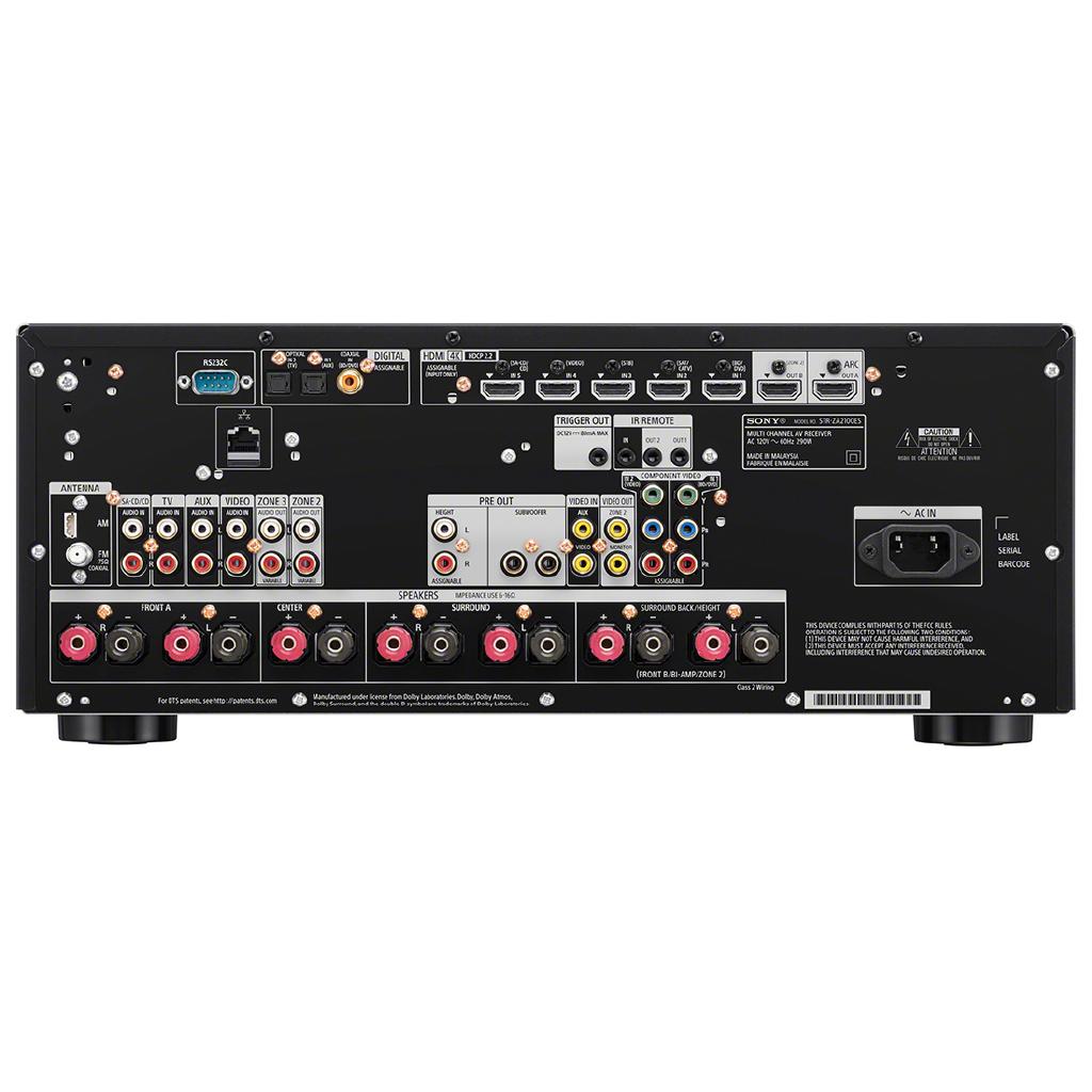 Sony ES STR-ZA2100ES