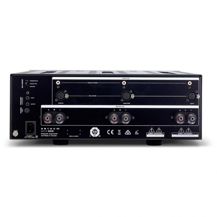 Anthem MCA 325
